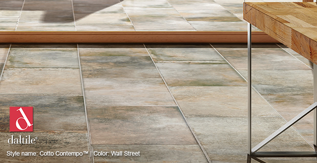 daltile® Style Name: Cotto Contempo™ | Color: Wall Street